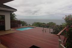 Balau deck