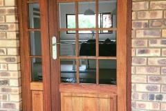 Cottage Pane Entrance Unit