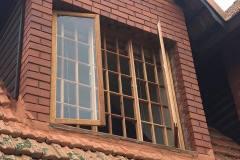 Steelwood Security Window