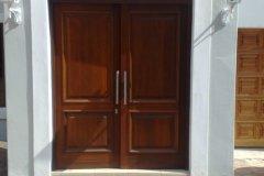 Pair 2 Panel Heavy Bollection Doors