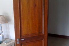 2 Panel Heavy Bollection Door