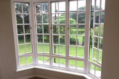 Cottage Pane Bay Window